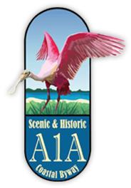 Scenic A1A Highway Logo