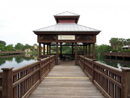 Bird Island Rookery Pavilion Longview