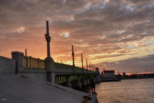 Bridge of Lions Sunset RKL