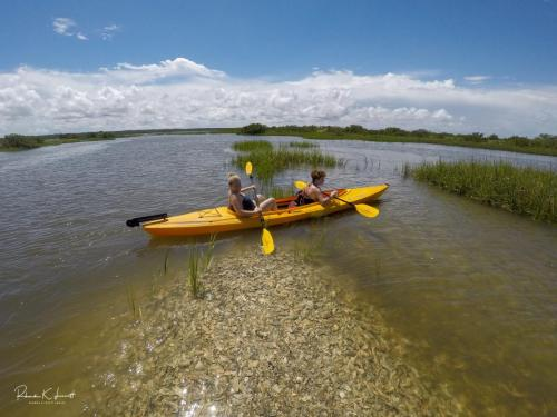 Matanzas River RKL