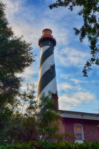 St Augustine Lighthouse RKL