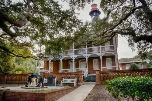 St Augustine Lighthouse Welcome Center RKL